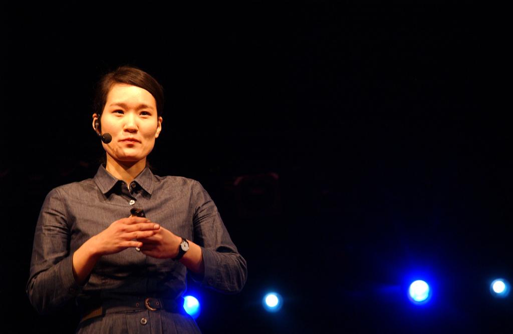 Jihyun Ryou on TEDxEutropolis 2012