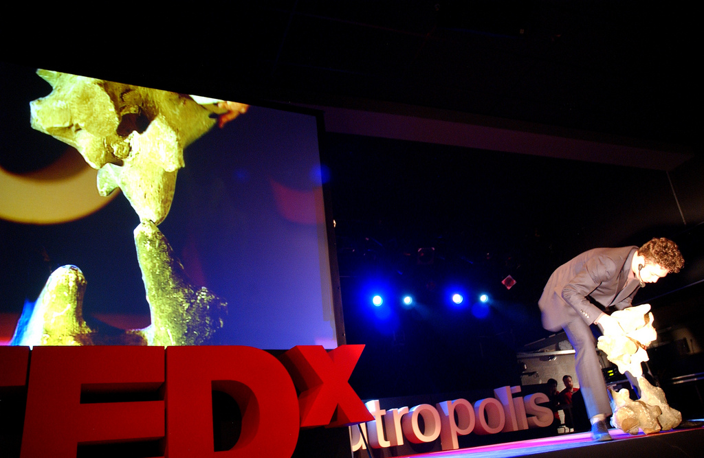Nick Steur on TEDxEutropolis 2012